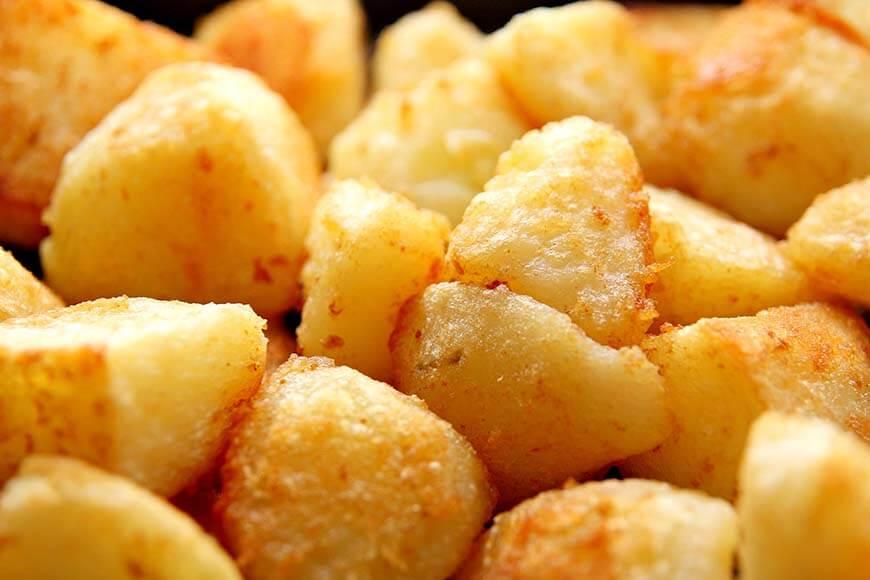 Raccomandazioni sull'uso degli oli nella frittura